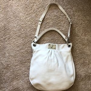 Marc by Marc Jacobs White pocketbook